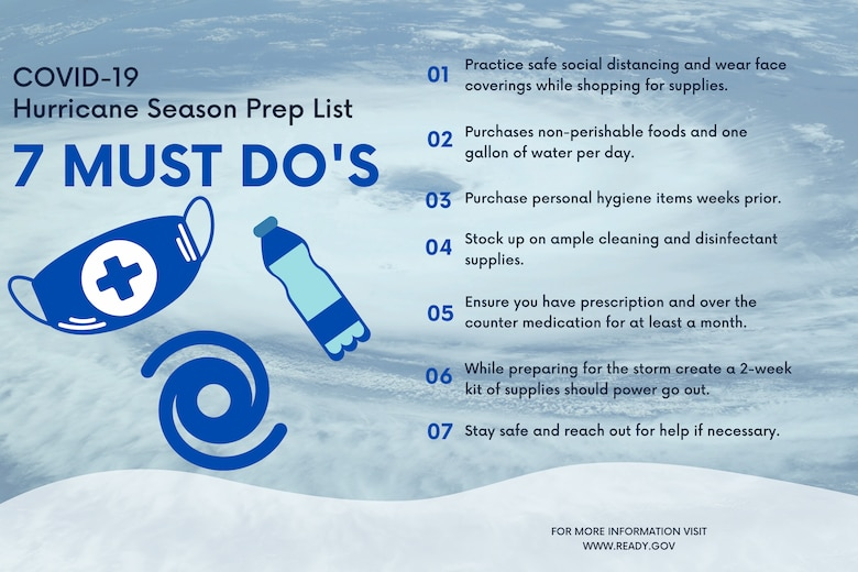 Hurricane safety 7 must do's