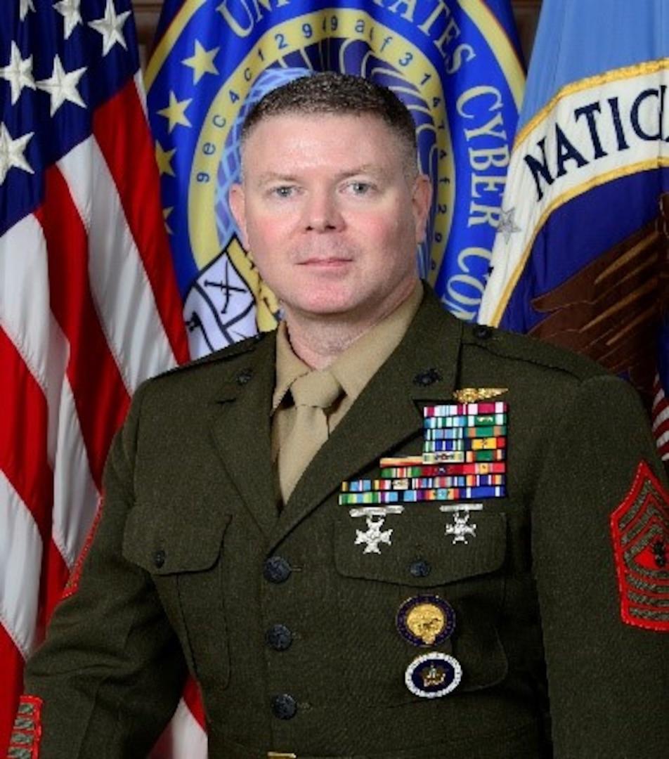 Marine Corps Master Gunnery Sgt. Scott H. Stalker,