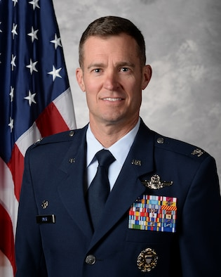 Col Todd R. Dyer Official Photo