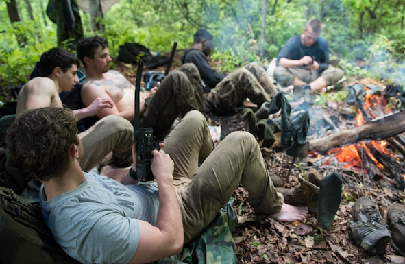 Five Airmen from different AFSCs go on a three-day survival course in a remote area to try and earn the title of SERE Augmentee.