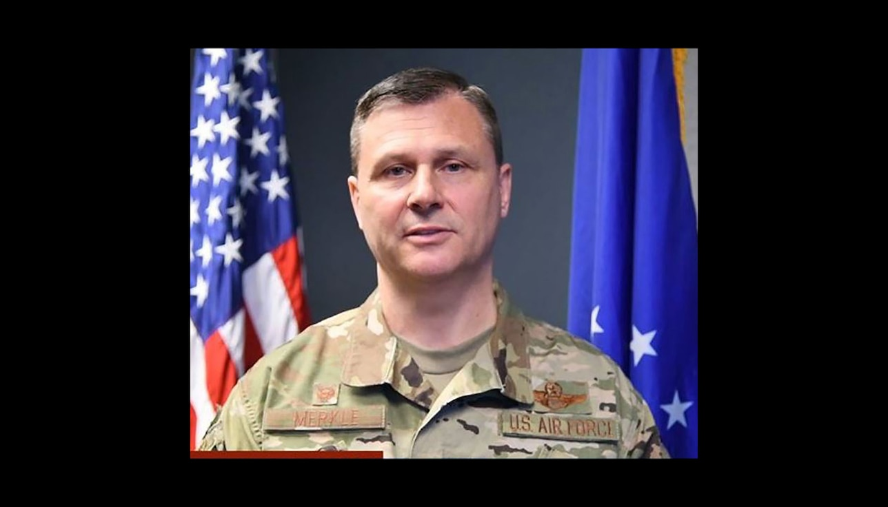 Col. Lee E. Merkle assumes command of the 349th Air Mobility Wing and delivers his virtual introduction message on June 7, 2020 due to COVID-19 restrictions. Sir, welcome back to Travis! #ReserveReform #ReserveResilient #ReserveReady