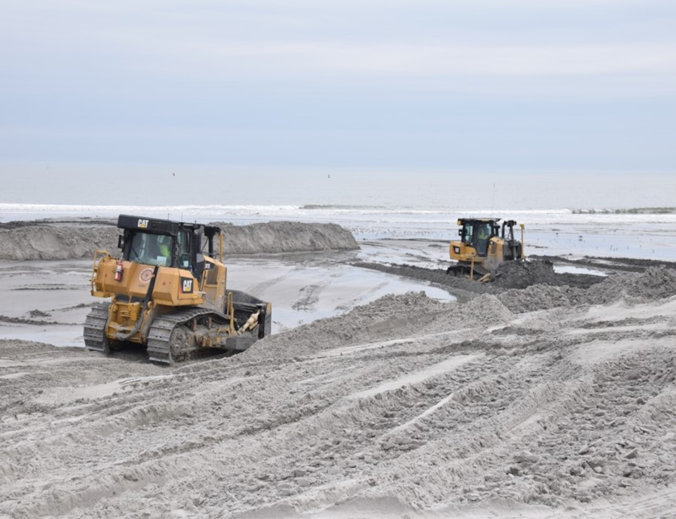 The Townsends Inlet to Cape May Inlet Coastal Storm Risk Management Project includes the construction of a dune and berm system in Avalon and Stone Harbor. The project is maintained by conducting periodic nourishment (3-year cycle pending funding).