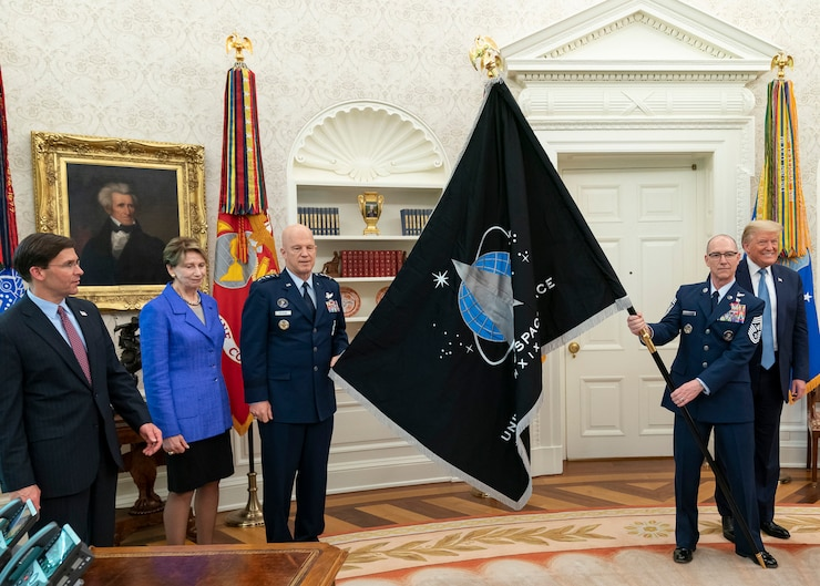 Space Force Leadership