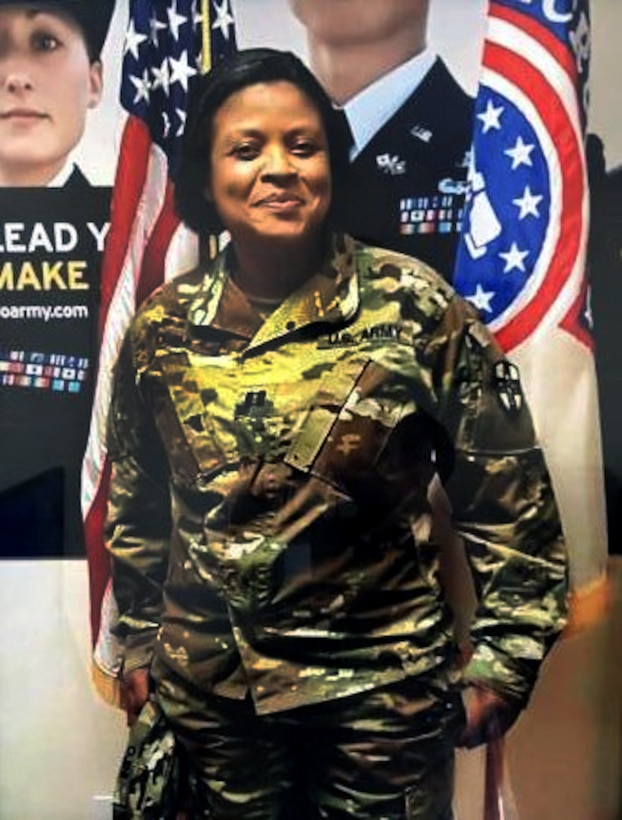 Md. nurse practitioner served first mobilization on the front lines of military COVID-19 response