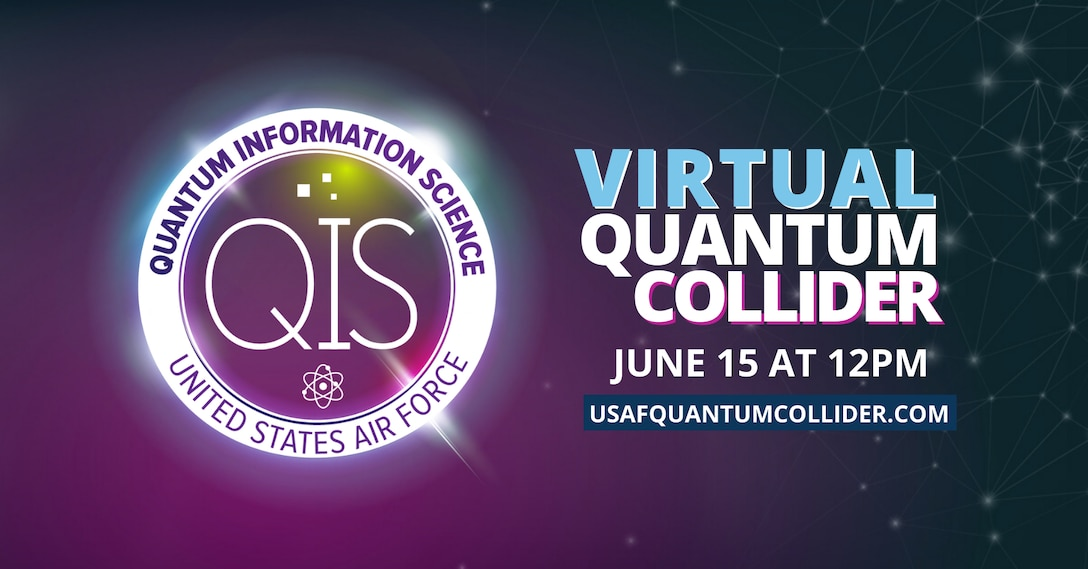 A free, virtual keynote session will open to the public on Monday, June 15 from 12 - 5:30p.m. Eastern, with featured speakers including Dr. Will Roper, assistant secretary of the Air Force for acquisition, technology and logistics; Dr. Joseph Broz, the director of the Quantum Economic Development Consortium; Mr. Jack Blackhurst, AFRL's executive director and Dr. John Preskill from Cal Tech. These keynote speakers will familiarize viewers on quantum fundamentals, and discuss how the Air Force, industry and academia are shaping the future of quantum innovation. To view more information, including the full agenda and registration details, please visit: usafquantumcollider.com.