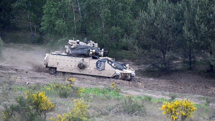 Defender Europe 20 Plus - 3rd Infantry Division Rehearsal