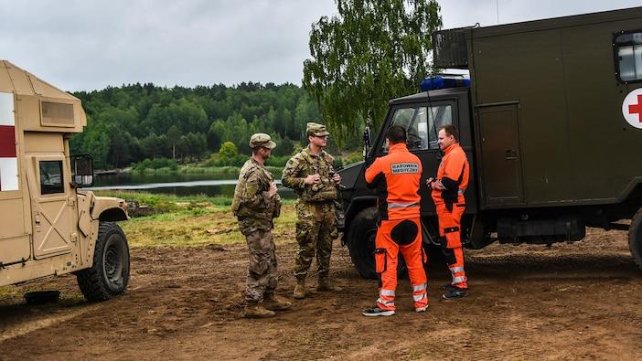 Defender Europe 20 Plus - Poland and U.S. Interoperability