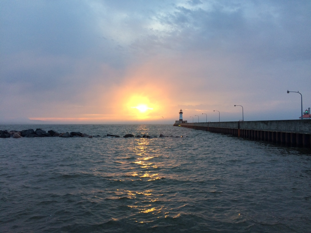 Great Lakes water levels still setting records
