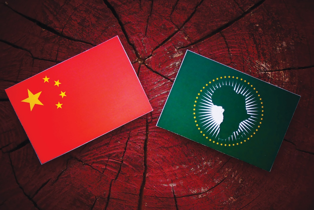 """""""Taking the mature China-Africa relationship and the upstart BRI together, Chinese interests are now considerably exposed to security upheaval well beyond China's borders."""" (Shutterstock/Golden Brown)"""