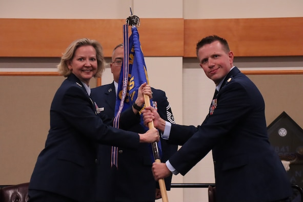 A photo of Airmen.
