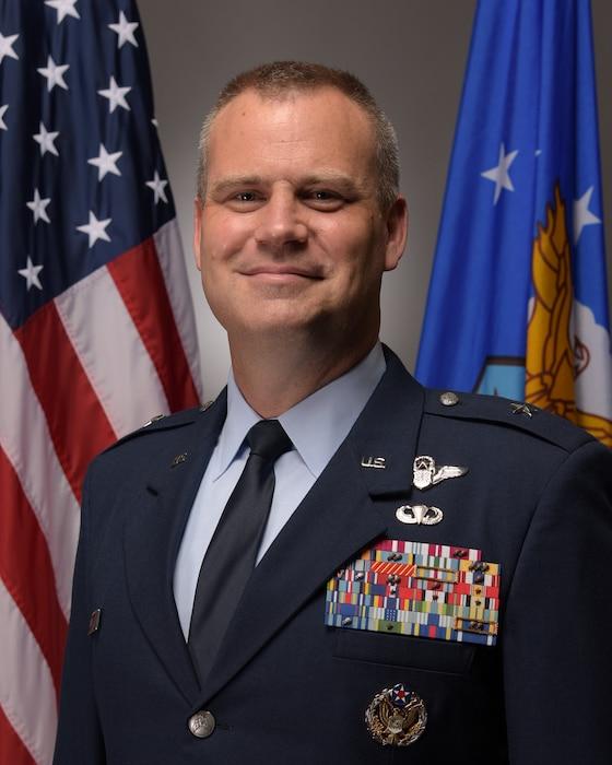 Brig. Gen. Daniel A. DeVoe bio photo