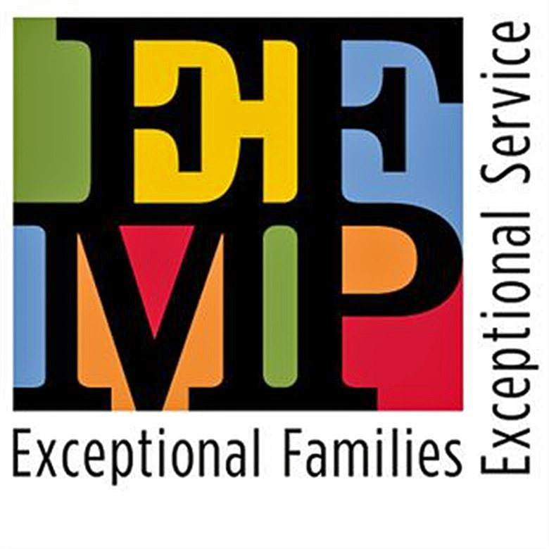 Exceptional Family Member Program logo