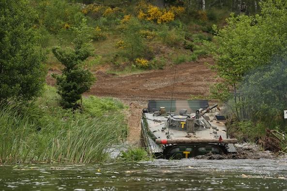 Defender Europe 20 Plus - River Crossing
