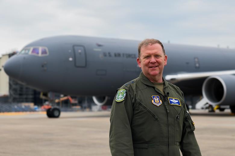 Lt. Gen. Richard Scobee