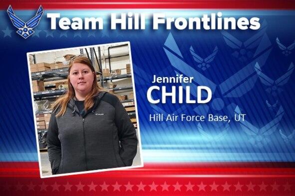 Team Hill Frontlines: Jennifer Child