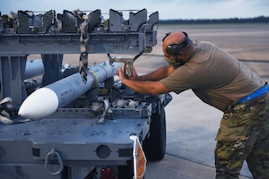 Combat Archer is a 53rd Wing program managed by the 53rd Weapons Evaluation Group located at Eglin AFB.