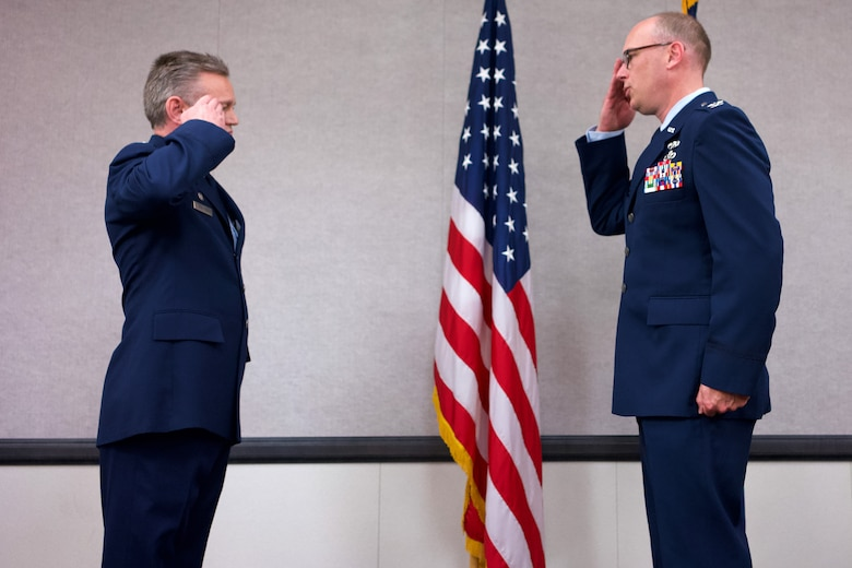 Col. Edward Soto assumes command of 176th Maintenance Group
