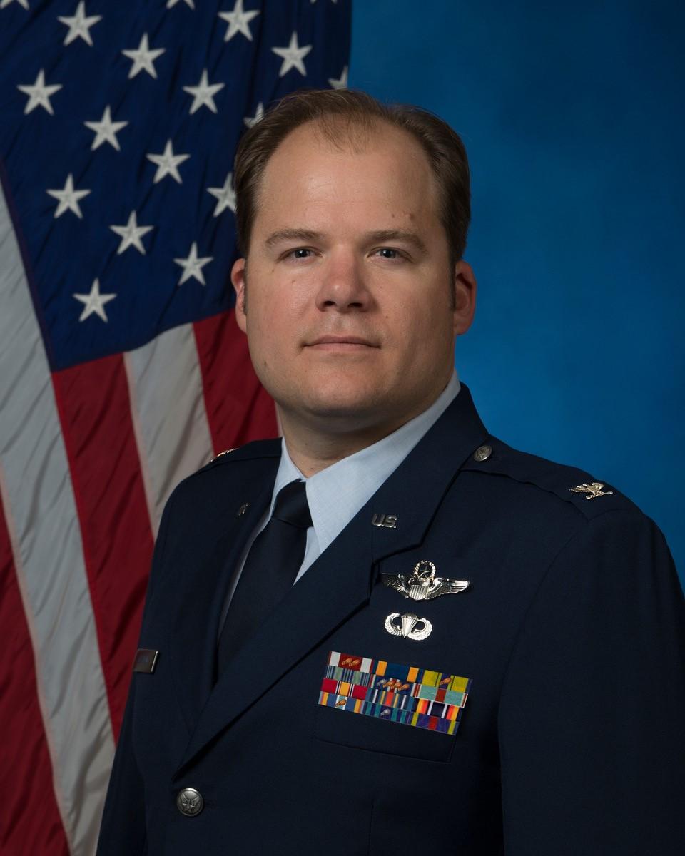 Colonel Johnathan Gration, Jr.