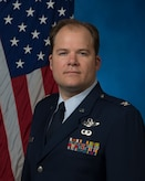 Official photo of Col.Jonathan Gration