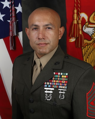Sergeant Major, 14th Marine Regiment