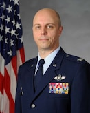 Col David N. Unruh Official Photo