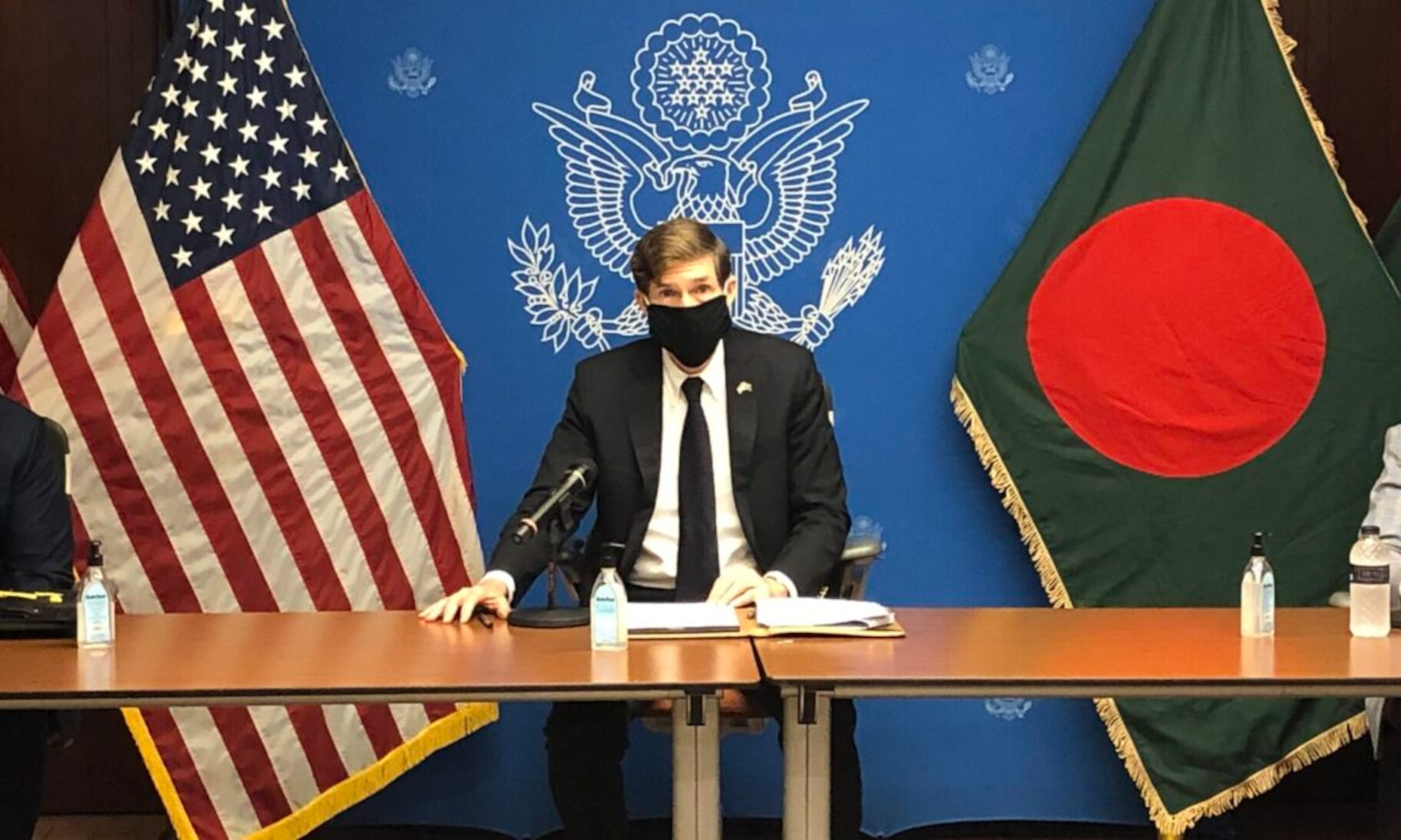 The U.S. Govt. Delivers More Than $173 Million in New Funding to Support Bangladesh's COVID-19 Response
