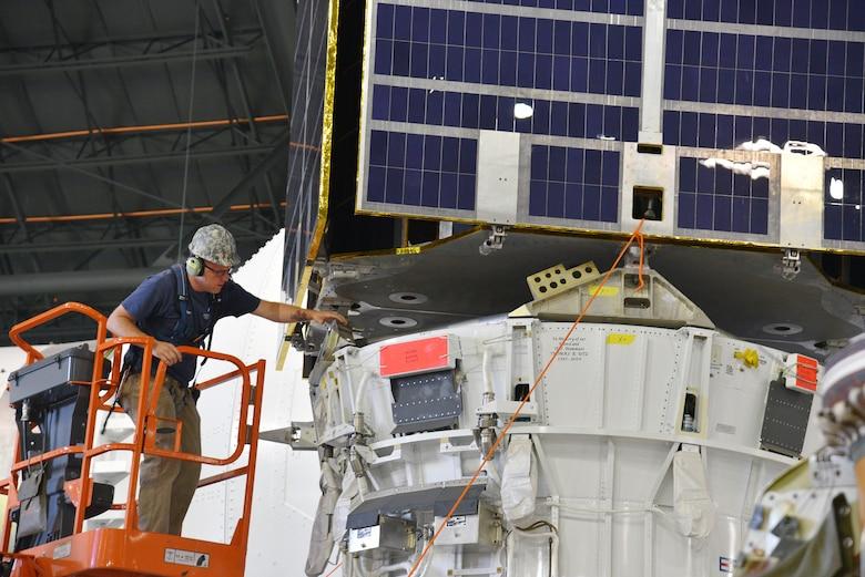 Defense Support Program Satellite