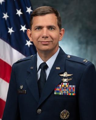 Col. Roy Rockwell, 50th NOG commander