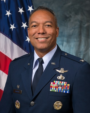 Col. Holston, 50th Operations Group commander
