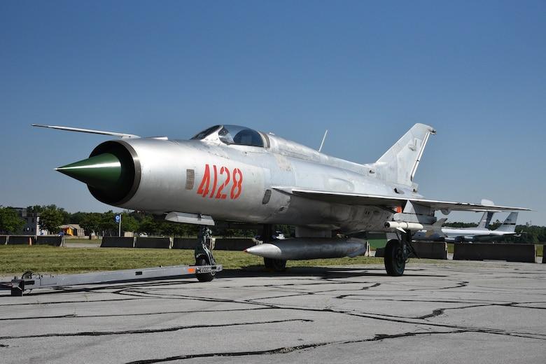 Mikoyan-Gurevich MiG-21PF