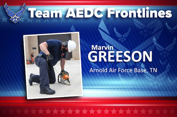 Marvin Greeson (U.S. Air Force graphic)