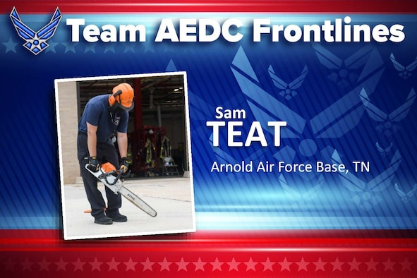 Sam Teat (U.S. Air Force graphic)
