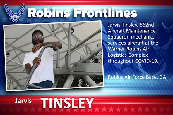Robins Frontlines: Jarvis Tinsley