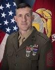 Photo of SgtMaj Michael Ryan in Service Alpha uniform.