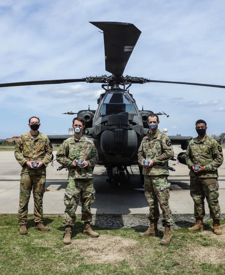 Coronavirus Defense: Navy Develops 3D-Printed Tactical Masks for U.S. Forces Korea