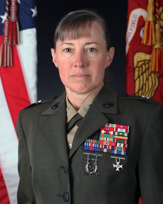 Brig. Gen. Julie L. Nethercot