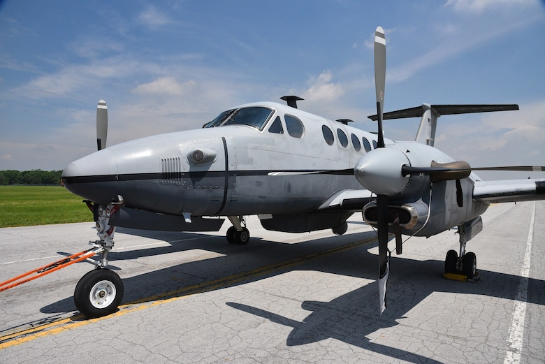Hawker-Beechcraft MC-12W Liberty