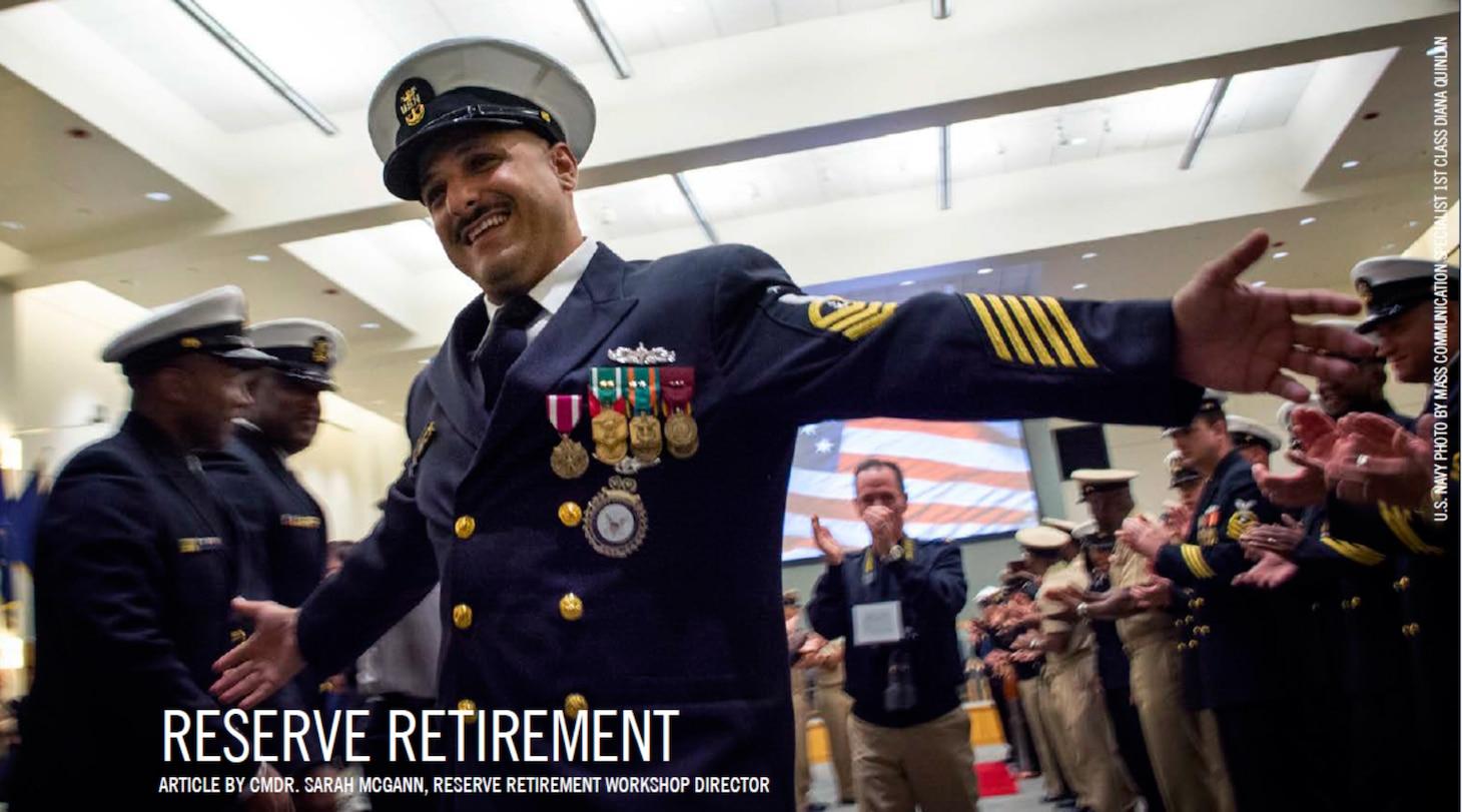 Reserve Retirement