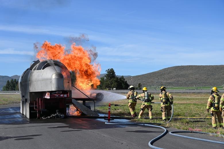 Live-Fire Training