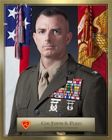 Col Perry Command Photo