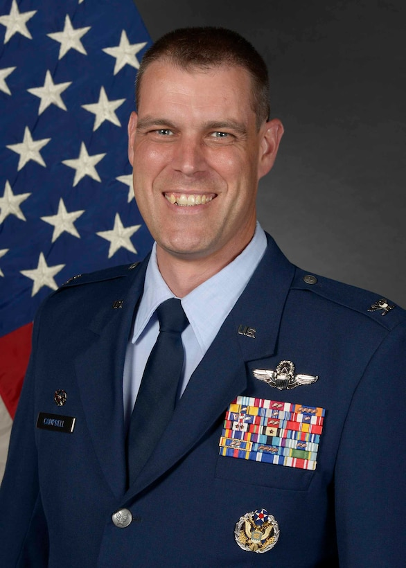 Col. Andrew J. Campbell
