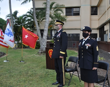 9th Mission Support Command hosts retirement ceremony
