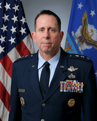 "This is the official portrait Lt. Gen. John N.T. ""Jack"" Shanahan."