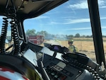 DLA Distribution San Joaquin firefighters assist in mutual aid to the city of Tracy