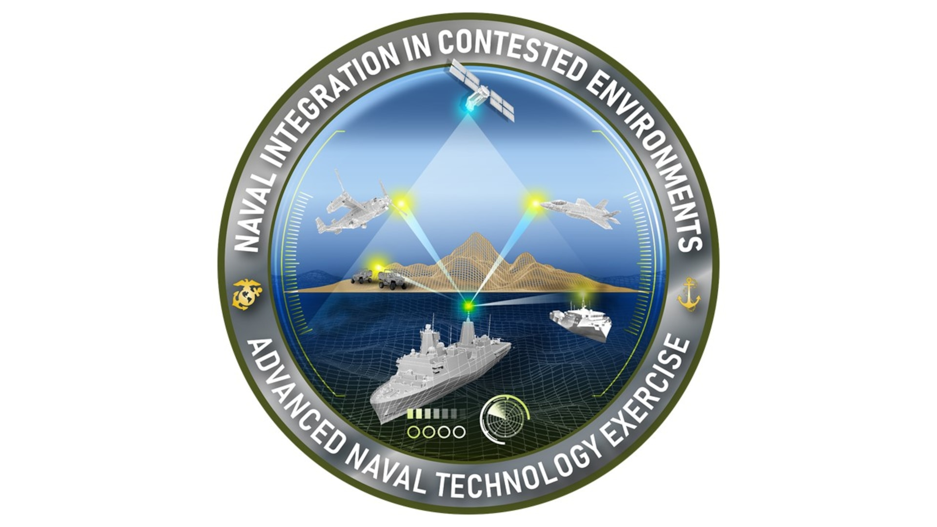 Naval Surface Warfare Center, Crane Division (NSWC Crane) and Naval Information Warfare Center (NIWC) Atlantic are seeking the latest technology from industry, academia, and government for the Naval Integration in Contested Environments (NICE) Advanced Naval Technology Exercise (ANTX) 2021.