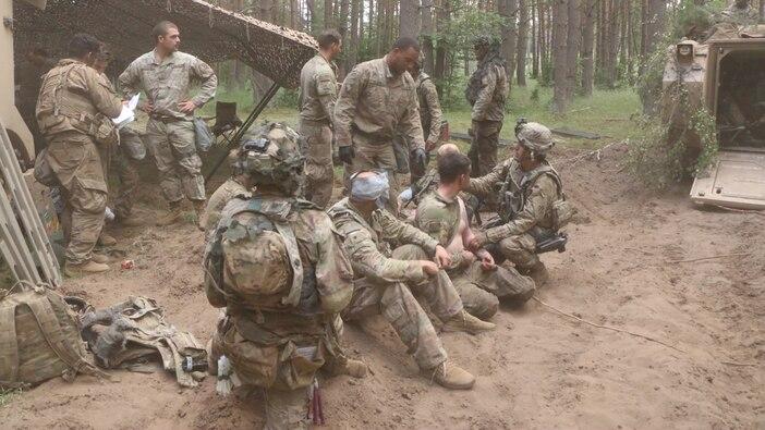 Allied Spirit: DEFENDER-Europe 20 linked exercise