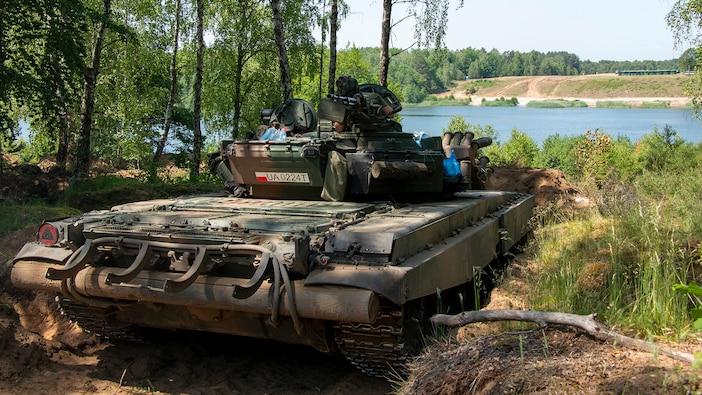 Allied Spirit: DEFENDER-Europe linked exercise