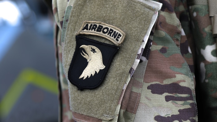 Atlantic Resolve: 101st Airborne Division arrives in Germany