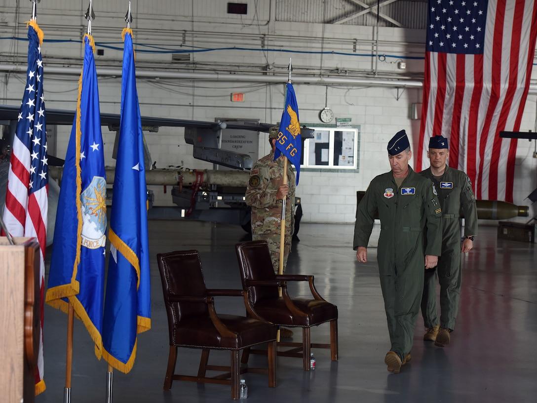 495th FG Assumption of Command