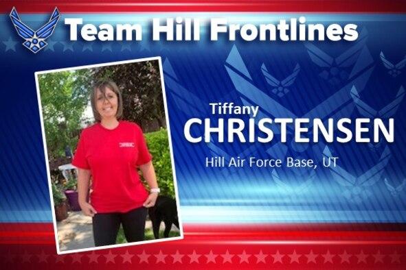 Team Hill Frontlines: Tiffany Christensen